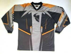 THOR Phase Motocross Long Sleeve Shirt Jersey Men's Adult Large SEE DESCRIPTION