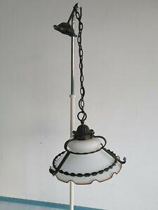Landhausstil Hängelampe Esszimmer, Wohnzimmer Lampe