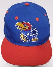 KANSAS JAYHAWKS KU LOGO Basketball Advertising NCAA HAT SNAPBACK CAP Paul Pierce