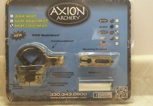 AXION LH Arrow Rest  Archery Raze Lock Rest Lost Camo AT NEW! FREE SHIPPING