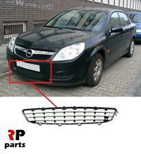 OPEL VAUXHALL VECTRA C, SIGNUM 05-08 FRONT BUMPER LOWER CENTER GRILL BLACK OEM