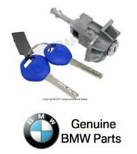 For BMW E46 3-Series 325Ci M3 Front Driver Left Door Lock Cylinder w/Key Genuine