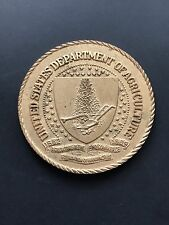 US Department Of Agriculture Medal