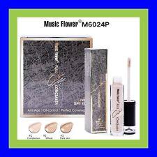 Foundation Concealer Makeup Full Coverage Matte Brighten Long Lasting