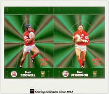 1997 Dynamic Rugby League POP-UP CARDS Team Sets-ILLAWARRA STEELERS(2)