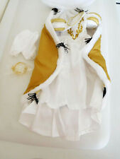 "Danbury Mint Shirley Temple Dress Outfit Little Princess for 19"" Porcelain Doll"