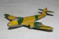Dinky Toys #70e, 1940's Meteor Airplane, Original