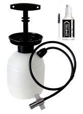 Draftec Deluxe Hand Pump Pressurised Keg Beer Kegerator Cleaning Kit W/ 950ml