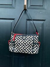 Spartina Purse Shoulder Bag Boho Retro Dress Blue Summer Excellent.  Condition