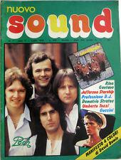 NUOVO SOUND 7 1978 Pooh Rino Gaetano Guccini Tozzi Demetrio Stratos Kraftwerk