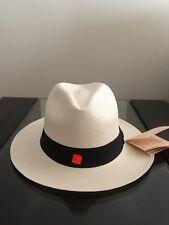 Panama Hat Classic White size Large