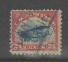 US 1918 Air Mail 24c Jenny F/VF Used