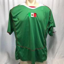 Mexico Futbol Soccer Short Sleeve Jersey Size Men XL