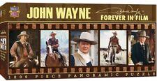 John Wayne 1000 piece panoramic jigsaw puzzle  990mm x 330mm  (mpc)