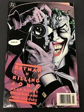 Batman The Killing Joke - High Grade, 6th Print. - 1988 - KEY JOKER/BATMAN VF/NM