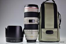 Nahe Mint Canon Ef 70-200mm F/2.8 L Is USM