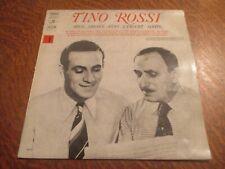 33 tours TINO ROSSI mes succes avec VINCENT SCOTTO volume 1
