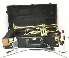 Besson Student Trumpet 10049 w/ 7c Mouth Piece
