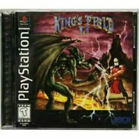 King's Field II Original PlayStation 1 PS1 Game