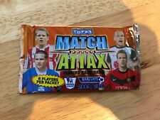 Sealed Packet of Topps Match Attax 2009 - 2010 Trading Cards (6 Cards) Owen