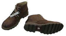 Sorel Madson Leather Waterproof Chukka Boots Size 13 Brown Store Display w/Box