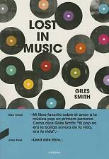 NEW Lost in Music: Una odisea pop (Spanish Edition) by Giles Smith