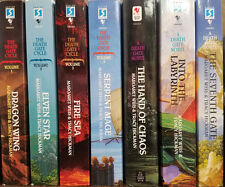 THE DEATH GATE CYCLE SERIES VOLUMES 1-7 MASS MARKET PAPERBACK NEW!