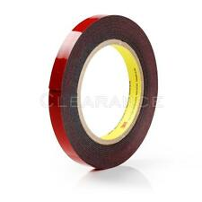 New 3M 06384 Automotive Acrylic Plus Double Sided Attachment Tape 6384