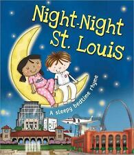 Night-Night St. Louis by Katherine Sully (2017, Board Book)