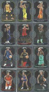 2021 PANINI WNBA PRIZM BASE SINGLES CARDS * YOU PICK * BIRD STEWART TAURASI +++