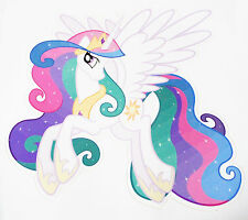My Little Pony Celestia 45 cm -STICKERS ADESIVO MURALE  DECORAZIONI CAMERETTA
