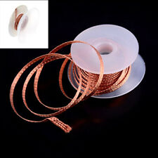 1Pc Simple Cleaning Wire Desoldering Braid Solder Remover 1.5M Solder Wick 3.5mm