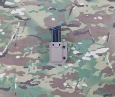 Sig Sauer P320 9mm/40cal Kydex Single Magazine Pouch Flat Dark Earth AMBIDEX