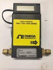 Mass Flowmeter 0-10 Ml/min. Omega