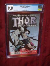 Thor God of Thunder #5 CGC 9.8    Origin of Gorr