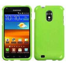 For US Cellular Samsung Galaxy S 2 II HARD Case Snap On Phone Cover Pearl Green
