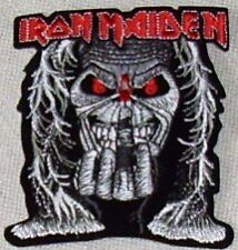 IRON MAIDEN PATCH Brodé Embroidered Eddie's Finger NEUF