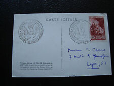 FRANCE - carte 1946 (musee postal) (cy23) french