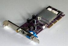 04-14-00706 VGA Grafikkarte NVIDIA GeForce MX440 64MB AV/TV, VGA, SV-out AGP 8x