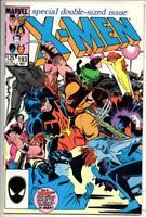 X-MEN #193, VF/NM, Wolverine, Chris Claremont, Uncanny FireStar