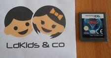 Jeu Nintendo DS / 2DS / 3DS DISNEY CARS 2 (VF) - Cartouche de Jeu en LOOSE