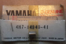 YAMAHA XJ650  XJ 650  1982/1983  GENUINE  NOS  PILOT  JET - # 4H7-14949-41
