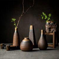 Ceramic Flower Vase Classic Porcelain Tabletop Living Room Home Decorations New