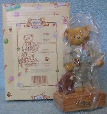 Cherished Teddies Mayor Wilson T. Beary 1995 Membears Only Figurine Ct951 Nib