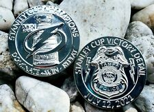 Tampa Bay Lightning Stanley Cup challenge coin