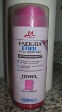 """Endura Cool Instant Cooling Towel, by Mission, Large,Pink, 20% Larger 13 x 37"""""""
