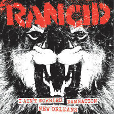 """RANCID - Let The Dominoes Fall 7"""" LP - I Ain't Worried SEALED EP - Operation Ivy"""