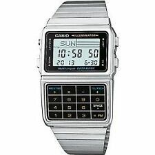 Casio Calculator Mens Retro Collection Dbc-611e-1ef Watch