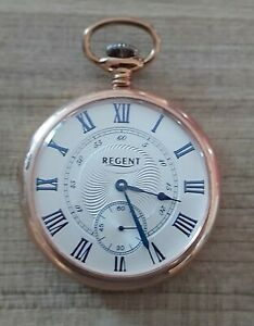 Taschenuhr - Uhr - Regent - Taschen
