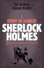A Study in Scarlet (Headline Review Classics) by Arthur Conan Doyle   Paperback